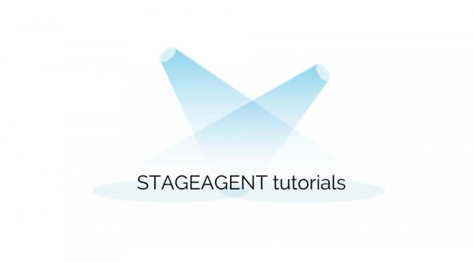 StageAgent Tutorials