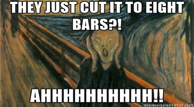 eight bars