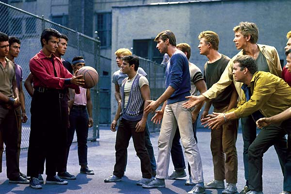 West Side Story Basketball