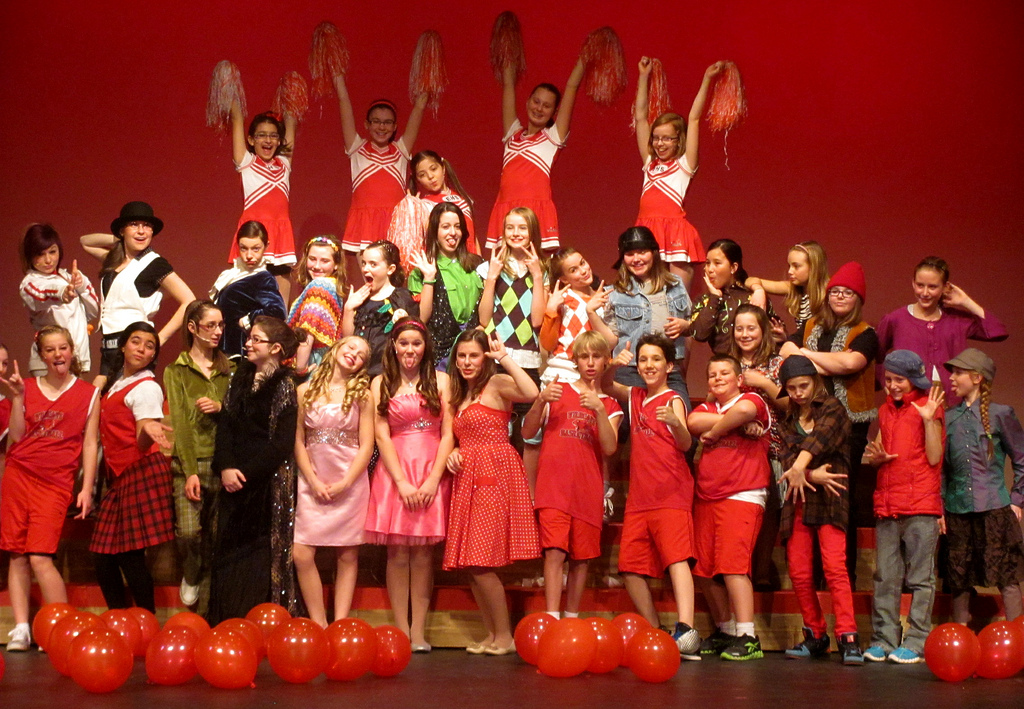 Top 10 Roles for Teenagers in Musicals - StageAgent