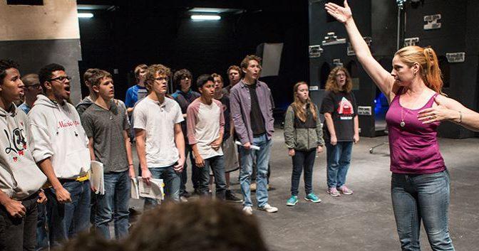 Directing Les Misérables
