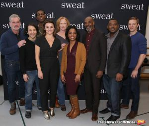 The Cast of SWEAT